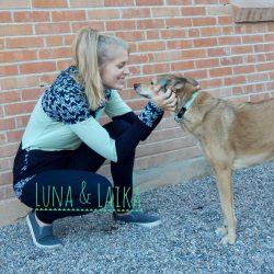 Luna & Laika